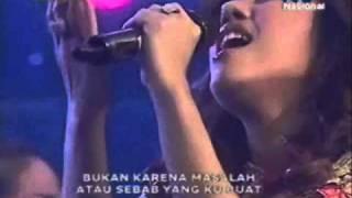 Dewi Marpaung feat Mario Sinambela@Talenta Nusantara Batak TVRI