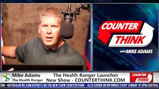 Counterthink video news launched by the Health Ranger