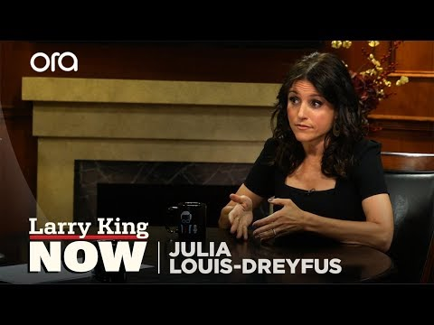Julia Louis Dreyfus Speaks Candidly on Success & Veep  SEASON 1 EPISODE 152