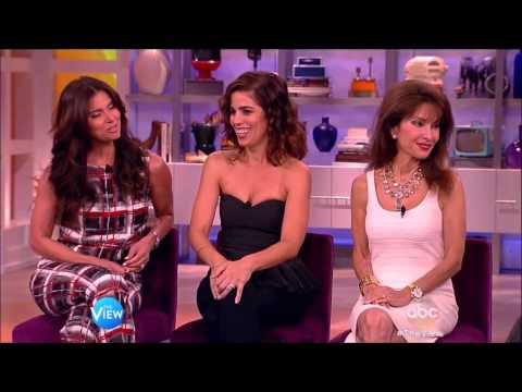 Susan Lucci, Roselyn Sanchez and Ana Ortiz The View 2015 06 01