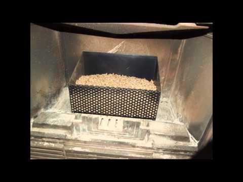 Download Youtube: Queimador de pellets
