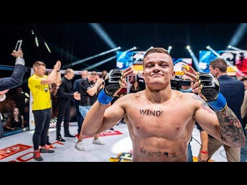 AFN Free Fight: Patryk Kaczmarczyk vs Adrian Kępa | MINUTOR Energia Armia Fight Night 8