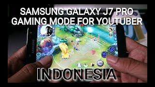 HAPE BUAT GAMER INDONESIA   GALAXY J7 PRO 2017
