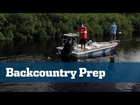 Florida Sport Fishing TV Everglades Fishing; How To Prepare For Everglades Fishing