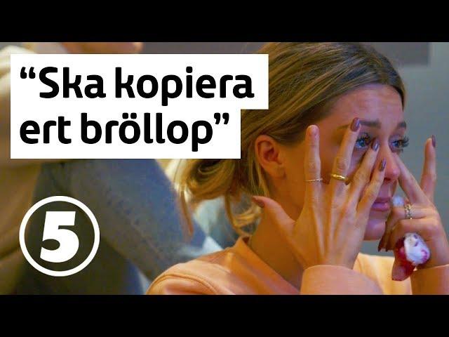 Wahlgrens värld | Bianca Ingrosso i tårar när hon ser föräldrarnas bröllopsvideo | Torsdagar 21.00