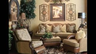 Tuscan Living Room Furniture Ideas