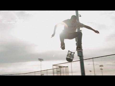 """A Skateboarder's Dream"""