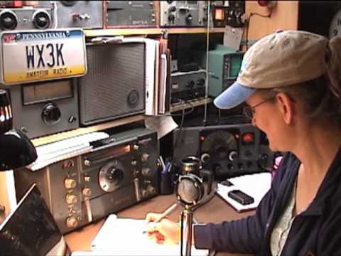 2010 AM Transmitter Rally - W3K in Sciota, PA