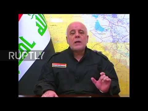 Iraq: 'Surrender or die' - PM al-Abadi announces launch to retake Tal Afar from IS