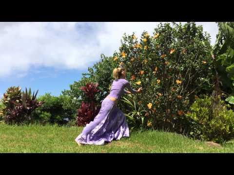 Sacred healing dance Reiki dance by Reikira Ra Ma Da Sa