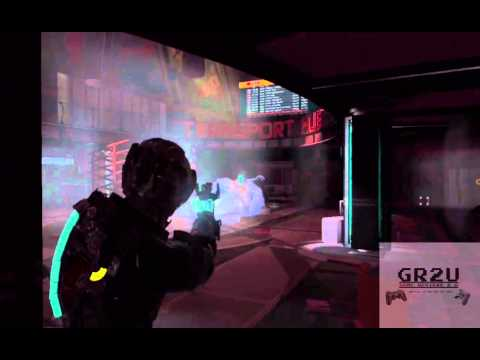 Dead Space 2 Chapter 6 Transport Hub Boss