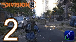 Tom Clancy's The Division 2 Technical Test Beta PC 4K Gameplay - Part 2 -