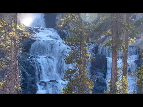 Mystic Falls - Yellowstone National Park