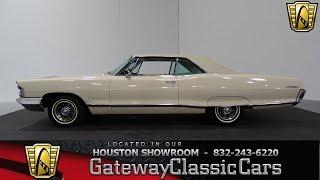 1965 Pontiac Grand Prix Gateway Classic Cars #896 Houston Showroom