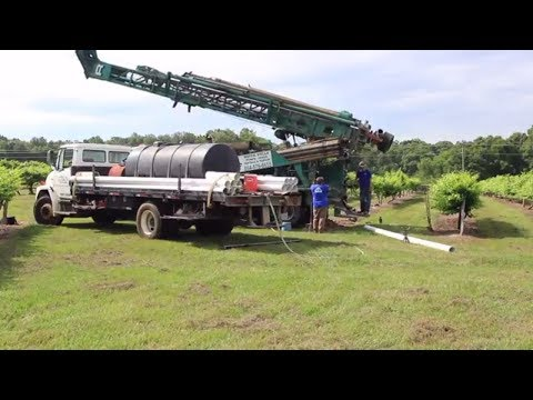 How a Water Well is Drilled: Setting Up To Drill A Well