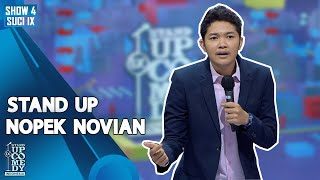 Stand Up Comedy Nopek Novian - ULTIMATE SHOW 4 - SUCI IX