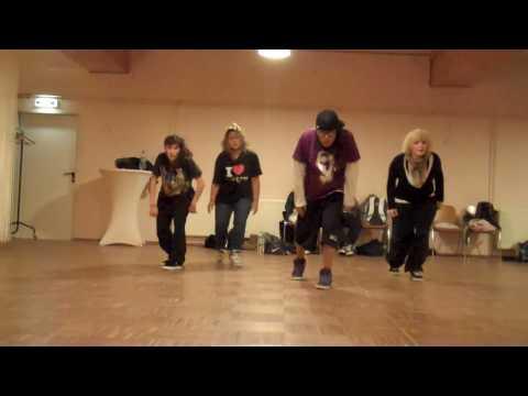 Chris Brown feat. Lil' Wayne - I Can Transform Ya Routine by VU