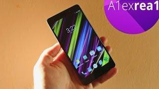 видео Обзор смартфона Xiaomi Mi4S: реинкарнация флагмана