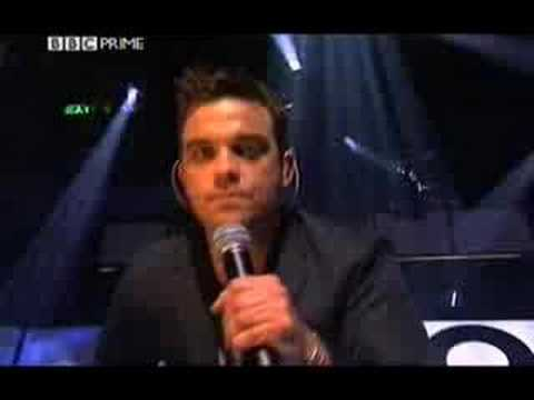 2003-04-25 - Robbie Williams - Come Undone (Live @ TOTP)