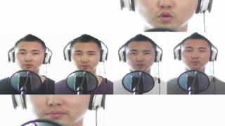 Coldplay - Every Teardrop is a Waterfall (acapella / beatbox cover) | Paul J. Kim