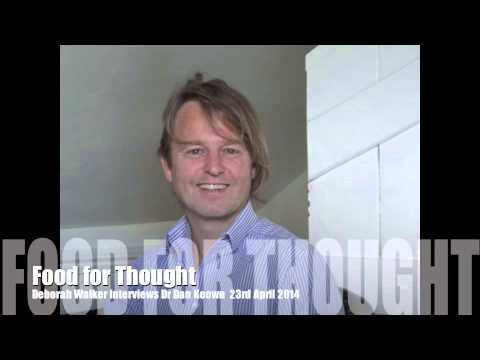 Food for Thought with Dan Keown April 23rd 2014
