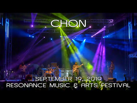 CHON: 2019-09-19 - Resonance Music & Arts Festival; Slippery Rock, PA (Complete Show) [4K]