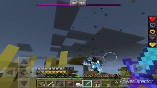 MINECRAFT:BEATING THE WITHER BOSS