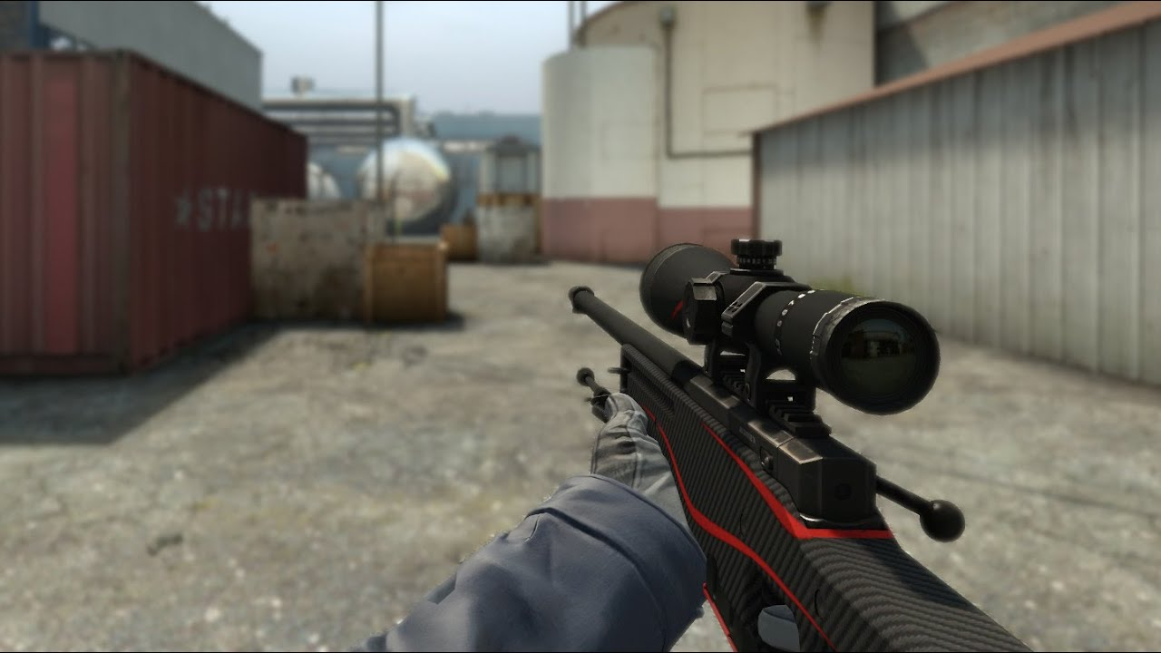 Counter Strike Global Offensive- AWP Redline,AUG Bengal ...