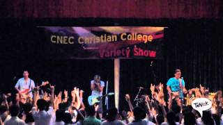 cneccc的ToNick【T.O.N.I.C.K】 , 2014 CNEC Christian College Variety Show相片