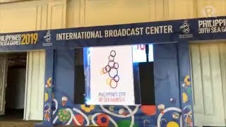 A Tour Of The Sea Games 2019 International Broadcast Center