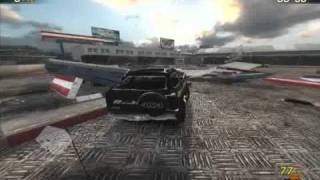 Flatout UC - Gas station derby - BlasterXL