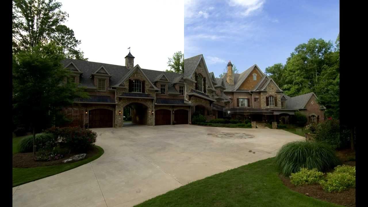 Callensen Manor House Plan 02115 By Garrell Associates