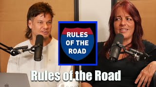 Rules of the Road | Theo Von and A Female Trucker