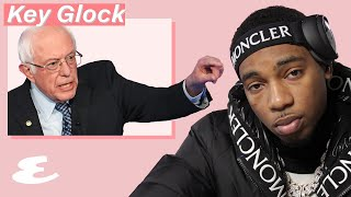 Key glock, rapper of look at they face and 1997, knows a thing or two about culture. on this episode in out, glock walks us through his thoughts on...