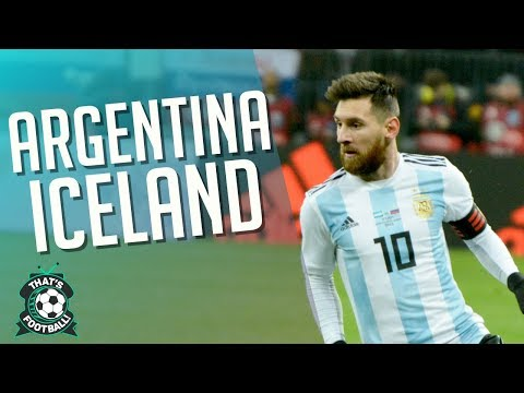 ARGENTINA Vs ICELAND LIVE Stream Watchalong 2018