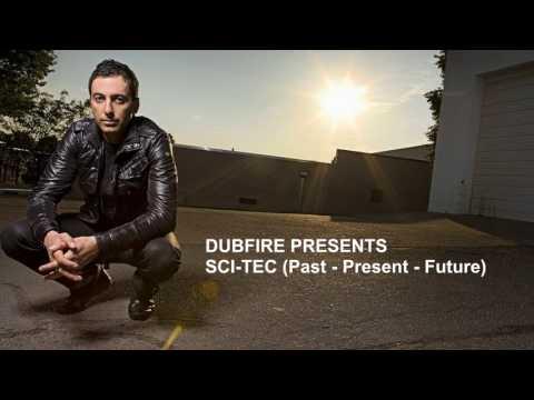 DUBFIRE PRESENTS SCI-TEC (Past - Present - Future) | CD | Best of Techno Minimal House Music