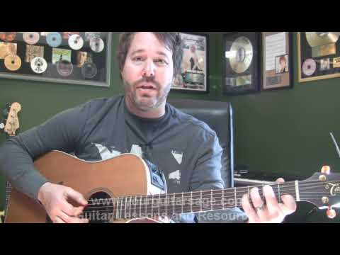 Aint No Rest For The Wicked  Cage The Elephant  Guitar Lessons for Beginners Acoustic songs