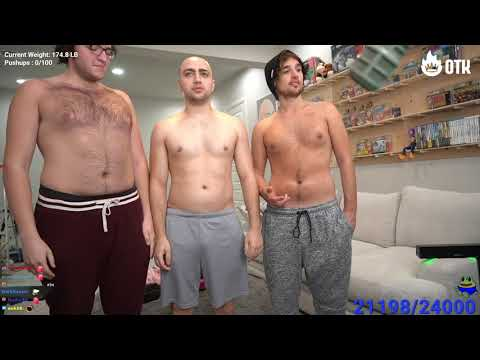 Three close friends compare belly fat