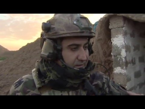 Iraq - Kurds Hunting ISIS - The CTG ISIS Hunting Club (Documentary HD English)