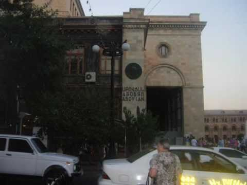 Trip to Yerevan