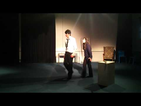 The Crucible - Scene with Proctor and Abigail.