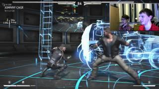 Frantix Plays: Mortal Kombat X | James Vs Ben: Game 3