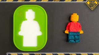 These LEGO Are Made From Milk!