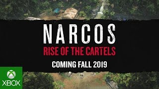 Narcos: Rise of the Cartels - DEA - Announcement Trailer
