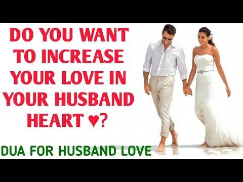 Dua To Increase Love In Husband Heart - Make your husband