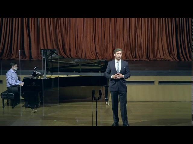 Wm. Clay Thompson - Wie schön ist doch die Musik (Die schweigsame Frau - R. Strauss)