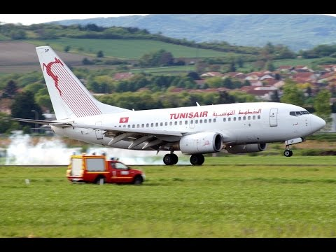 Tunisair, Nouvelair & Tunisair Express at Clermont-Fd Auvergne Airport !