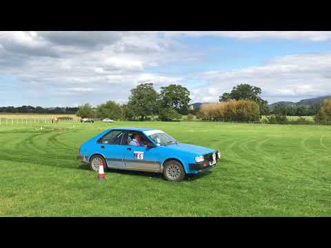 Vale Of Clwyd Classic Rally 2017, Test 11, Part 1 of 2