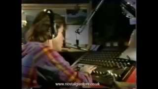 80s Pirate Radio Laser 558