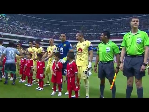 America (MEX) vs Santos Laguna (MEX) : CONCACAF Champions League 2016 Semi Final - 2nd Leg